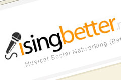 iSingBetter.net | Musical Social Networking